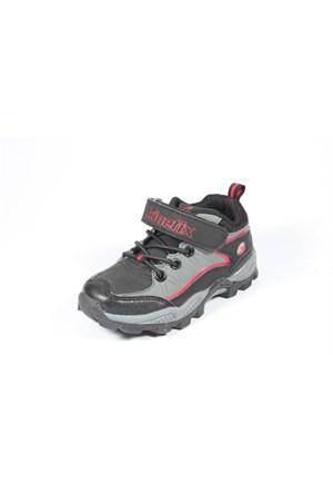 Kinetix Lary Siyah Çocuk Spor Ayakkabı
