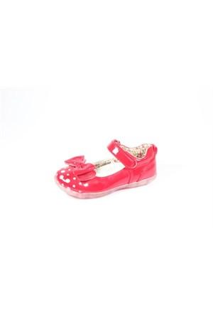 Pink Step İrina Kırmızı Kız Çocuk Ayakkabı