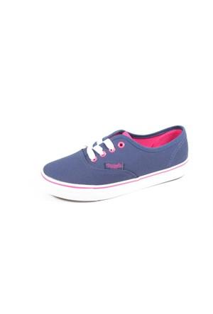 Dockers 218655 Lacivert Fuşya Kadın Ayakkabı