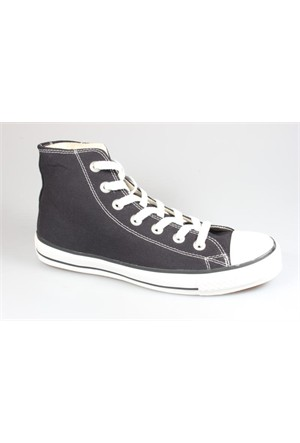 Etayger 5109 Siyah Keten Erkek Ayakkabı