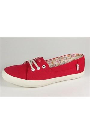 U.S. Polo 297858 Hermosa Kırmızı Kadın Babet