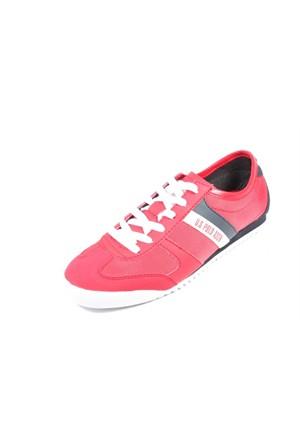 U.S. Polo 297199 Napa Kırmızı Kadın Ayakkabı