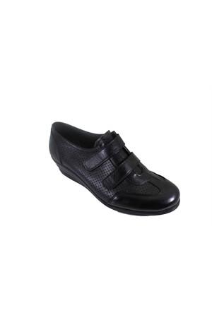 Punto 625051-01 Kadın Günlük Deri Spor Ayakkabı
