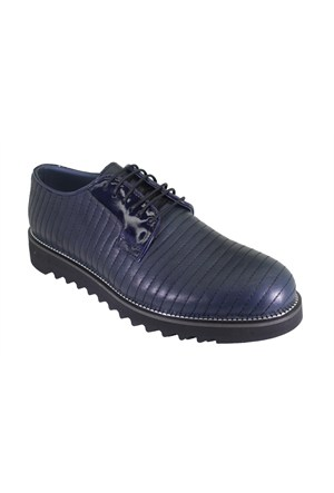 Punto 680011-04 Erkek Günlük Deri Casual Ayakkabı