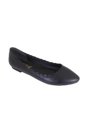 Oflaz Y-126 Kadın Günlük Babet Ayakkabı