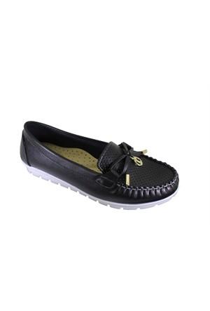 Oflaz Y-11 Kadın Günlük Babet Ayakkabı