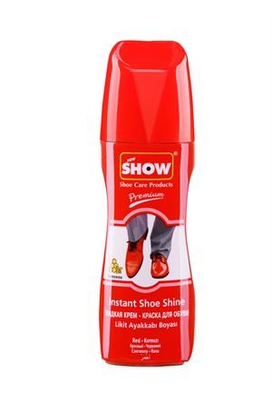Show Likit Boya 75Ml Kırmızı