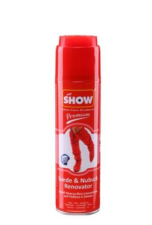 Show Süet & Nubuk Sprey 220Ml Kırmızı