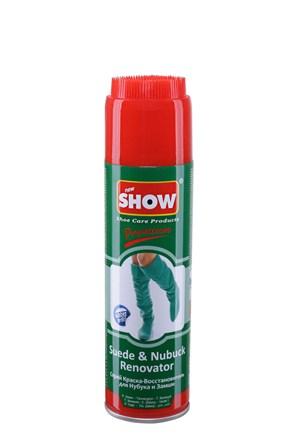 Show Süet & Nubuk Sprey 220Ml Yeşil