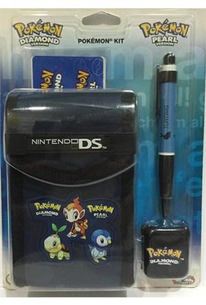 Nintendo Pokemon Kit Diamond Version Lacivert New 3Ds & 3Ds