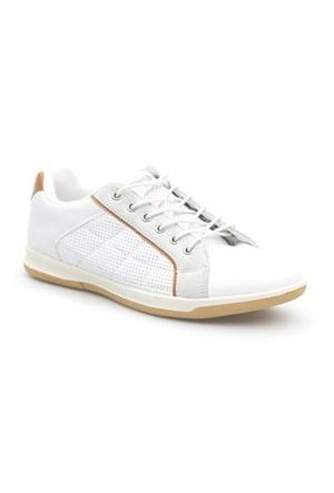 Pedro Camino Sport Erkek Günlük Ayakkabı 114309 Beyaz