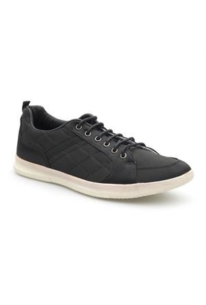 Pedro Camino Sport Erkek Günlük Ayakkabı 114316 Siyah