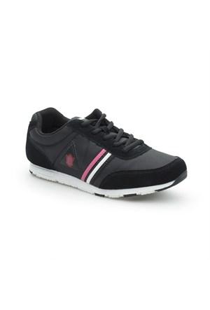 Pedro Camino Sport Kadın Günlük Ayakkabı 122341 Siyah