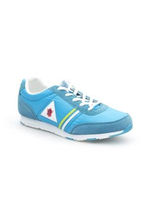 Pedro Camino Sport Kadın Günlük Ayakkabı 122341 Mavi
