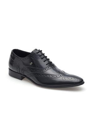 Pedro Camino Erkek Klasik Ayakkabı 71709 Siyah Açma