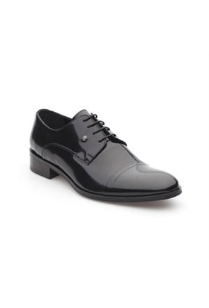 Pedro Camino Erkek Klasik Ayakkabı 71780 Siyah Açma
