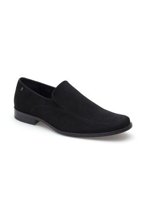 Pedro Camino Erkek Klasik Ayakkabı 72632 Siyah Süet