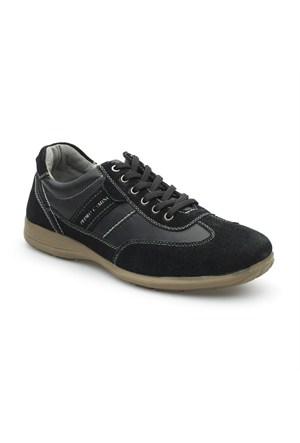 Pedro Camino Erkek Günlük Ayakkabı 733504 Siyah