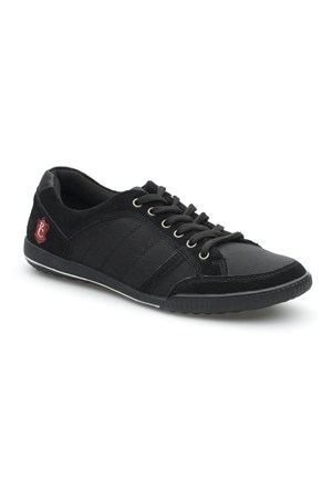 Pedro Camino Erkek Günlük Ayakkabı 733505 Siyah