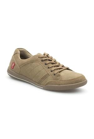 Pedro Camino Erkek Günlük Ayakkabı 733505 Haki