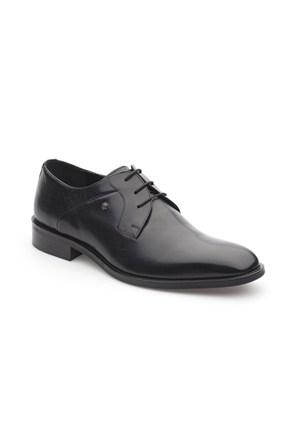 Pedro Camino Erkek Klasik Ayakkabı 74558 Siyah Bufalo