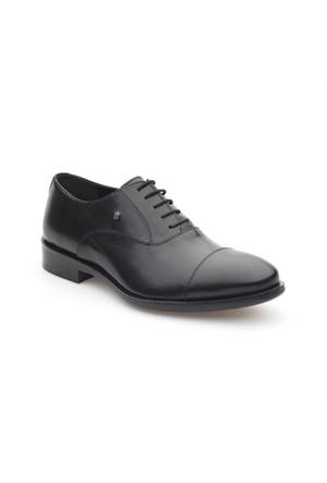 Pedro Camino Erkek Klasik Ayakkabı 74604 Siyah Bufalo