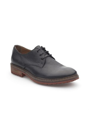 Pedro Camino Erkek Klasik Ayakkabı 773031 Siyah