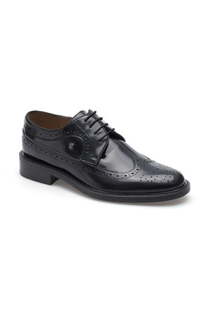 Pedro Camino Erkek Klasik Ayakkabı 79787 Siyah Açma