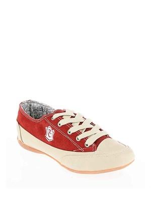 Pedro Camino Weekend Kadın Günlük Ayakkabı 823413 Kırmızı