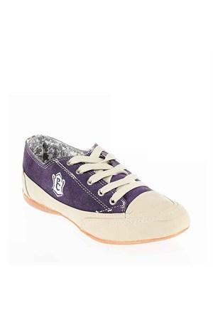 Pedro Camino Weekend Kadın Günlük Ayakkabı 823413 Mor