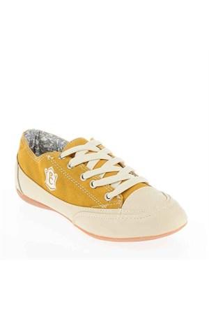 Pedro Camino Weekend Kadın Günlük Ayakkabı 823413 Sarı