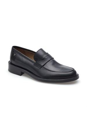 Pedro Camino Erkek Klasik Ayakkabı 73386 Siyah