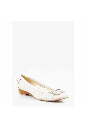 Pedro Camino Kadın Günlük Ayakkabı 80136 Bej