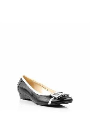 Pedro Camino Kadın Günlük Ayakkabı 80136 Siyah