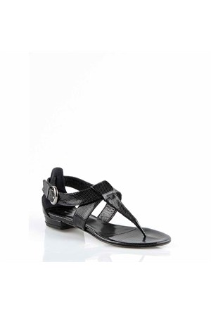 Pedro Camino Kadın Günlük Sandalet 80143 Siyah