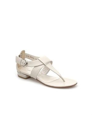 Pedro Camino Kadın Günlük Sandalet 80143 Bej