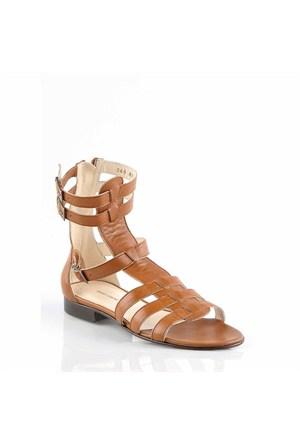 Pedro Camino Kadın Günlük Sandalet 80155 Camel
