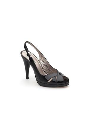 Pedro Camino Kadın Klasik Ayakkabı 80161 Siyah