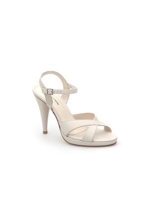 Pedro Camino Kadın Klasik Ayakkabı 80165 Bej