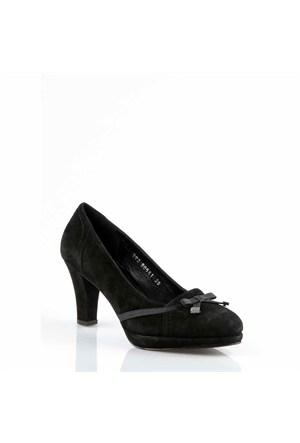 Pedro Camino Kadın Klasik Ayakkabı 80541 Siyah