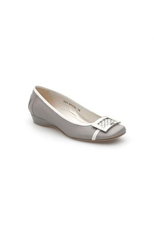 Pedro Camino Kadın Günlük Ayakkabı 81136 Gri