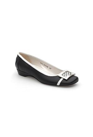 Pedro Camino Kadın Günlük Ayakkabı 81136 Siyah