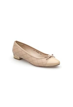 Pedro Camino Kadın Günlük Ayakkabı 81252 Bej