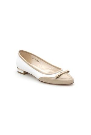 Pedro Camino Kadın Günlük Ayakkabı 81253 Bej