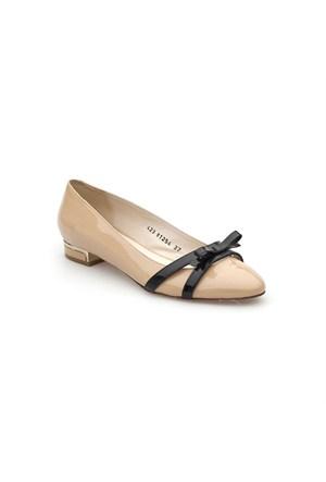 Pedro Camino Kadın Günlük Ayakkabı 81254 Bej