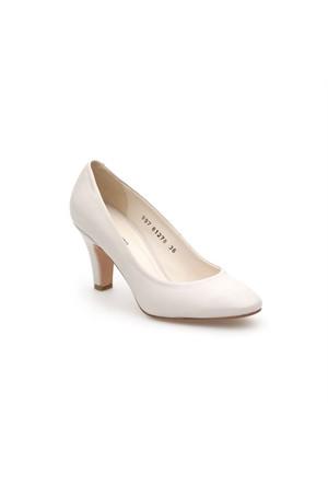 Pedro Camino Kadın Klasik Ayakkabı 81278 Bej