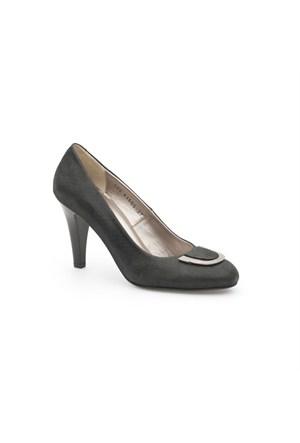 Pedro Camino Kadın Klasik Ayakkabı 81555 Siyah
