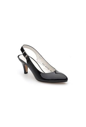 Pedro Camino Kadın Klasik Ayakkabı 82152 Siyah