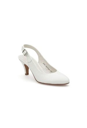 Pedro Camino Kadın Klasik Ayakkabı 82152 Beyaz