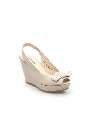 Pedro Camino Kadın Günlük Ayakkabı 82187 Bej
